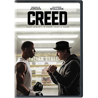 Creed [DVD] USA importerer