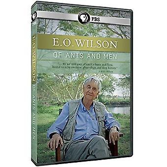 E.O. Wilson: Van mieren & mannen [DVD] USA importeren