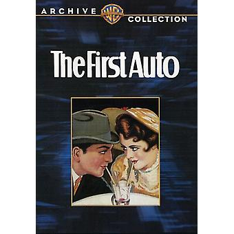 First Auto [DVD] USA import