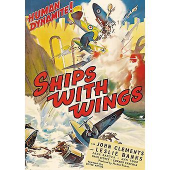 Naves con alas [DVD] USA importar