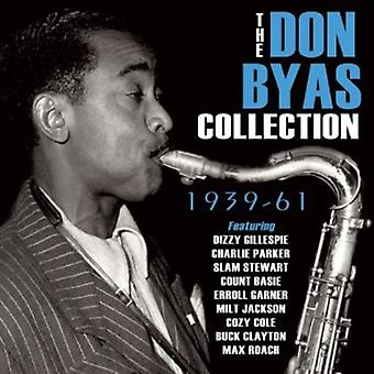 Don Byas - importazione USA di Don Byas Collection 1939-61 [CD]