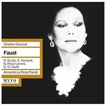 Eugenio Fernandi - Faust [CD] USA import