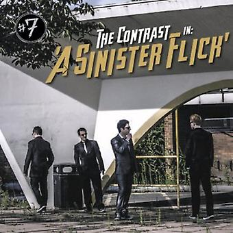 Contrasto - Sinister Flick [CD] USA importare