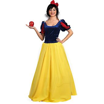 Snow White fairytale figure ladies costume fairytale bride
