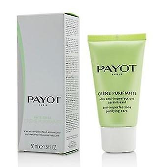 Payot Pate Grise Creme Purifiante - Anti-Unvollkommenheiten Purifying Care - 50 ml/1,6 oz