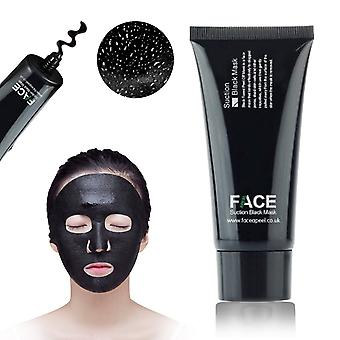 FaceApeel Blackhead Remover Mask [Removes Blackheads] - Premium Quality Black Pore Removal Peel off Strip Mask For Face