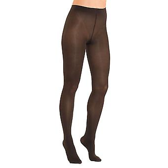 Solidea Red Wellness 70 Opaque Support Tights FIR Technology [Style 79970] Moka (Dark Brown)  XXL