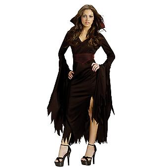 Classy Vamp Vampiress Vampire Halloween kvinder kostume
