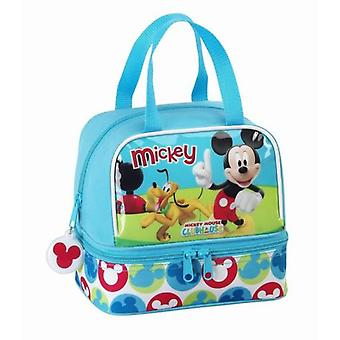 Safta Portameriendas Mickey Clubhouse (Toys , School Zone , Backpacks)