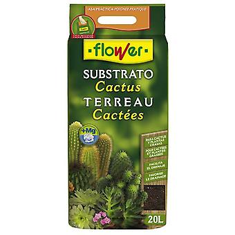 Flower 20L Cactus substrate 4-80072 (Garden , Gardening , Substratums and fertilizers)