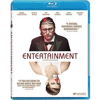 Entertainment [Blu-ray] USA import