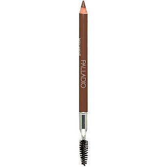 Palladio Brow Pencil 02 Dark Brown (Makeup , Eyes , Eyebrows)