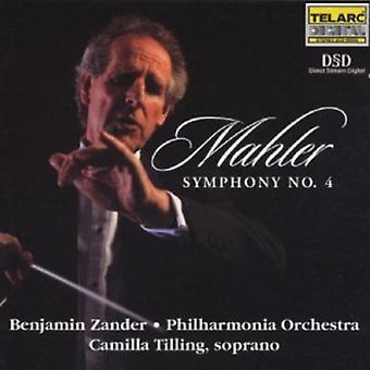 G. Mahler - Mahler: Symphony No. 4 [CD] USA import