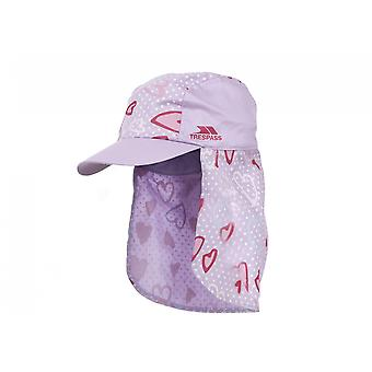 Trespass Baby Girls Sugar Puff Neck Protector Skip Cap
