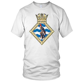 Royal Navy HMS Seahawk Kids T Shirt