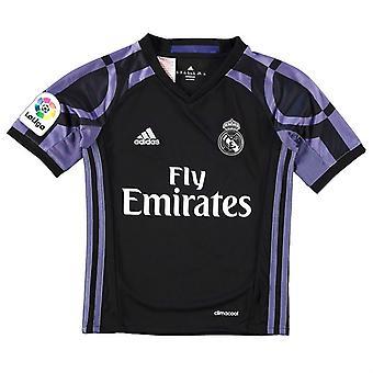 2016-2017 real Madrid Adidas terza maglia (bambini)