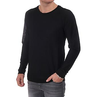 Scotch & Soda Ls Cn Mesh T Shirt