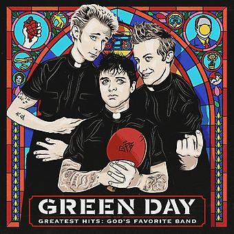 Green Day - Greatest Hits: God's Favorite Band (Amended) [CD] USA import