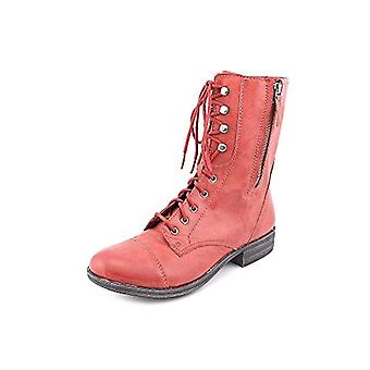 American Rag Womens Deputy Round Toe Ankle Combat Boots