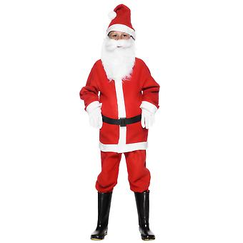 Children's costumes  Children's Santa costume