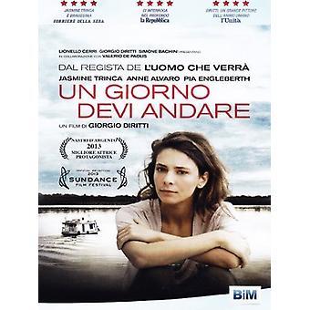 Un Giorno Devi Andare [DVD] USA import