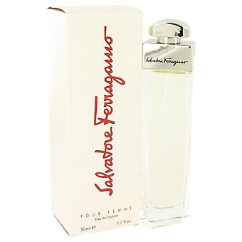 Salvatore Ferragamo Eau De Toilette Spray By Salvatore Ferragamo
