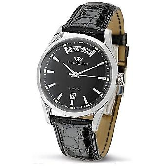 Philip watch mens watch Sunray automatic R8221680002