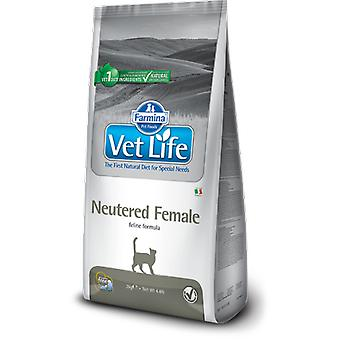 Farmina Vet Life Neutered Female Feline (Cats , Cat Food , Dry Food)