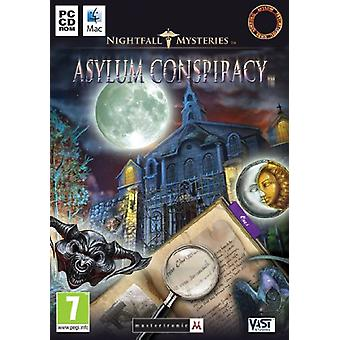 Nightfall Mysteries asiel Conspiracy (PC DVD)