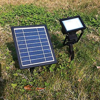Solar Powered 72 x LED Flood Light