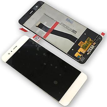 Pantalla LCD completa para blanco Huawei P10