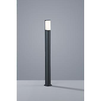 Trio Lighting Ticino Modern Anthracite Diecast Aluminium Pole