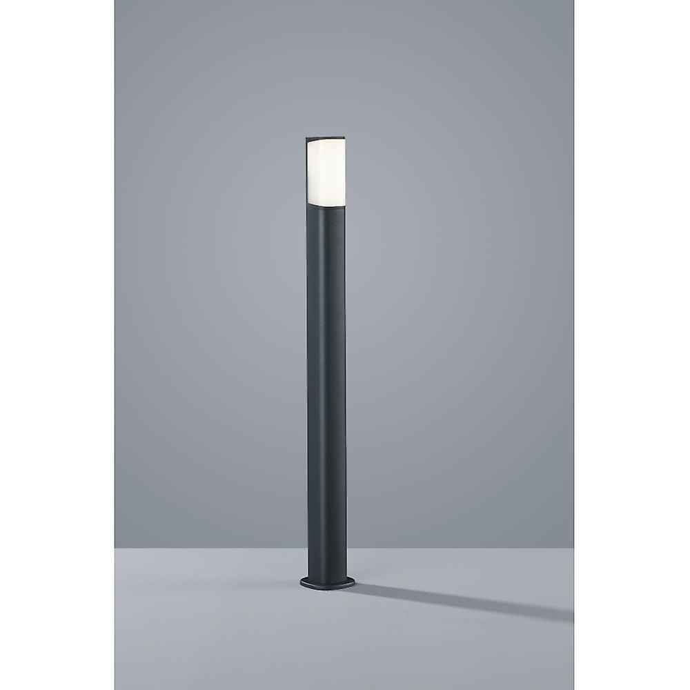 Trio lumièreing Ticino Modern Anthracite Diecast Aluminium Pole