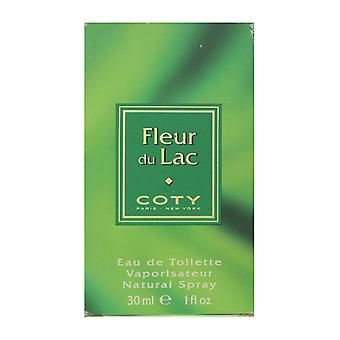 Coty Fleur Du Lac Eau De Toilette Spray 1.0Oz/30ml In Box
