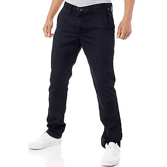 Vans Black Authentic - Chino Stretch Pant