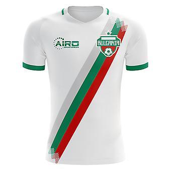 2018-2019 Bulgarien Wohnkonzept Fußballtrikot (Kids)