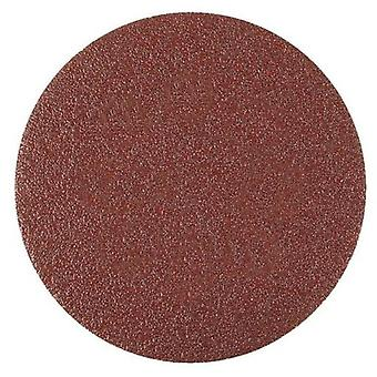 Wolfcraft 5 120 grit self adhesive sanding disks