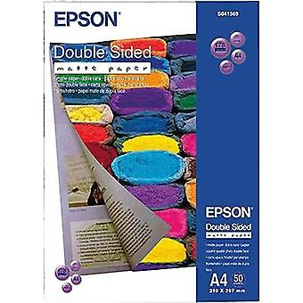 Photo paper Epson Double-Sided Matte Paper C13S041569 A4