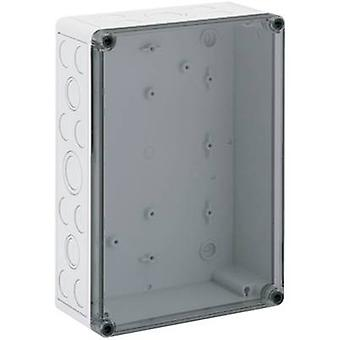 Spelsberg TK PC 2518-9-TM Build-in casing 180 x 254 x 90 Polycarbonate (PC) Light grey 1 pc(s)