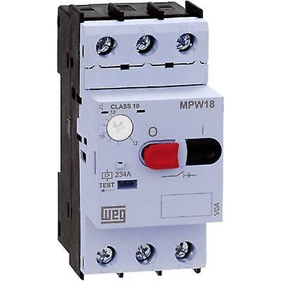 WEG MPW18-3-C016 Overload relay adjustable 0.16 A 1 pc(s)