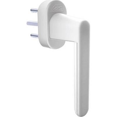 Window handle alarm White 115 dB Schellenberg 46501 37 mm