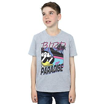 Disney jungen Donald Duck Paradiesvogel T-Shirt