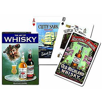 Art Of Whiskey Set Of 52 Playing Cards + Jokers
