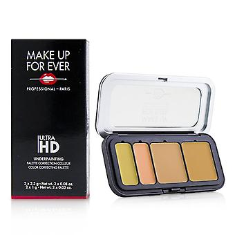 Make Up For Ever Ultra HD Underpainting Color Correcting Palette - # 30 Medium - 6.6g/0.23oz