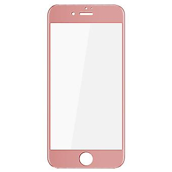 Apple iPhone 7 3D gepantserde glas film display beschermer dekt Case Rose
