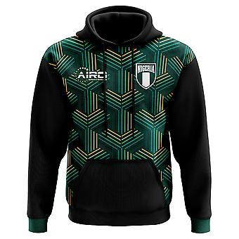 2018-2019 Nigeria Third Concept Football Hoody