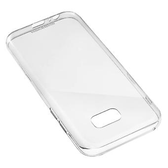 Original Samsung slim case, ultra couvercle transparent pour Samsung Galaxy A3 2017