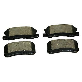 Monroe DX868 Dynamic Premium Brake Pad Set