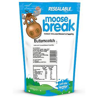 Moosebreak Karamel Dessert Mix