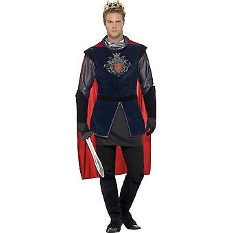 King Arthur Deluxe kostyme, brystet 46